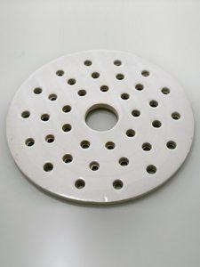 Placa de Porcelana para Dessecador