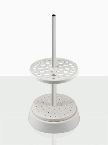 Suporte Rotatório para Pipeta Vertical em Polipropileno