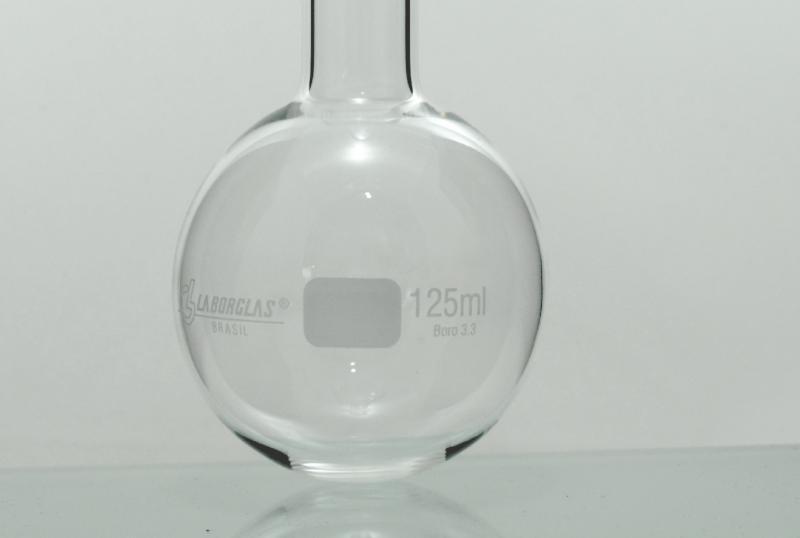 Balão Destilação com Saída Lateral