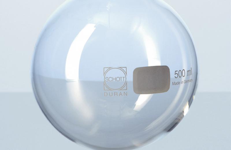 Balão Fundo Redondo Schott