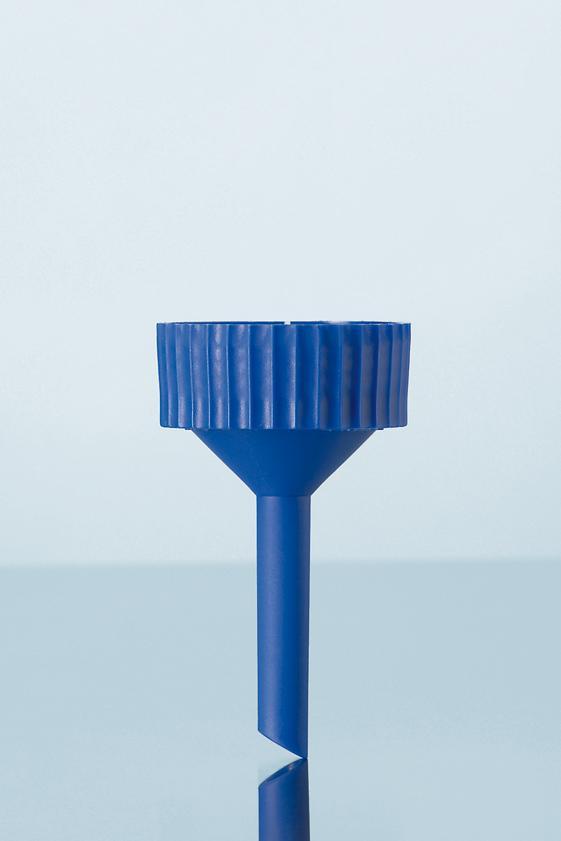 Funil para cabeça do filtro