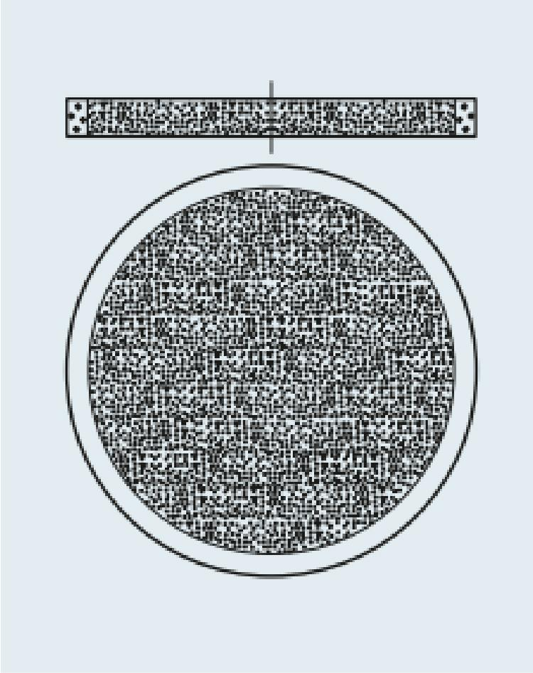 Disco de filtro DURAN®