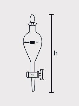 Dosador Automático Tipo Pera com Torneira Dosadora