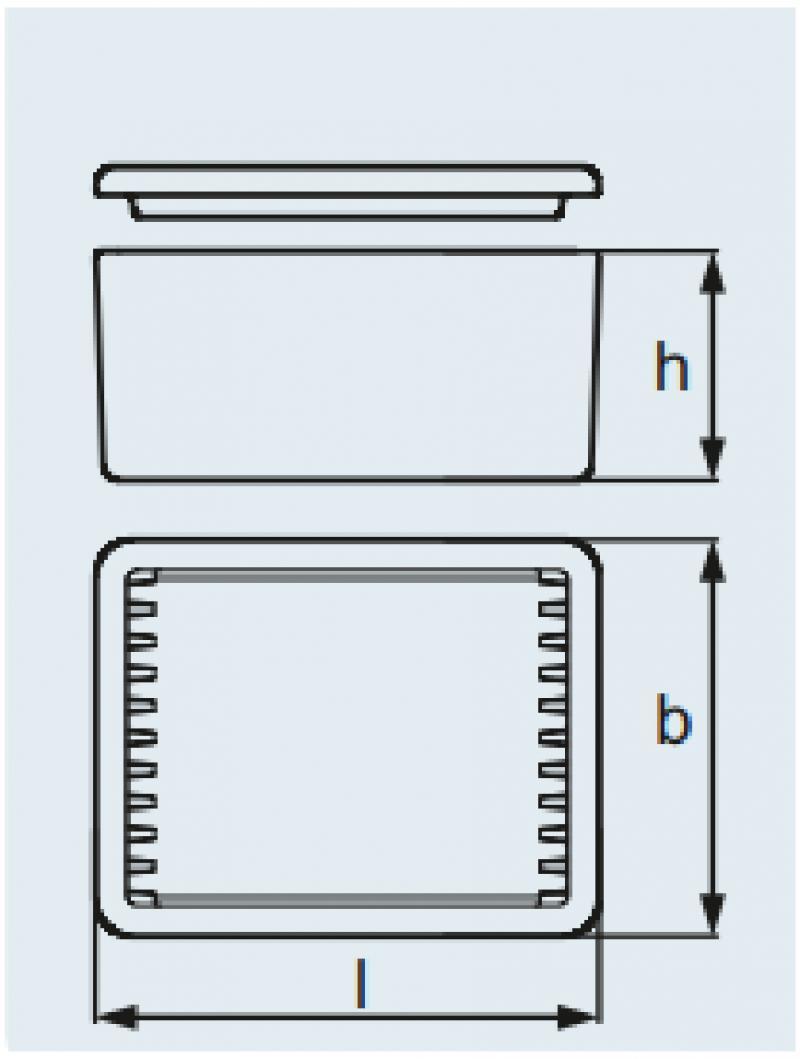 Staining Tipo Dish Schiefferdecker ( Forma baixa )