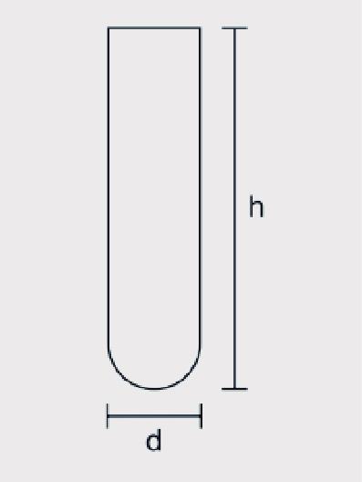 Tubo de Crioscopia Eletrônico