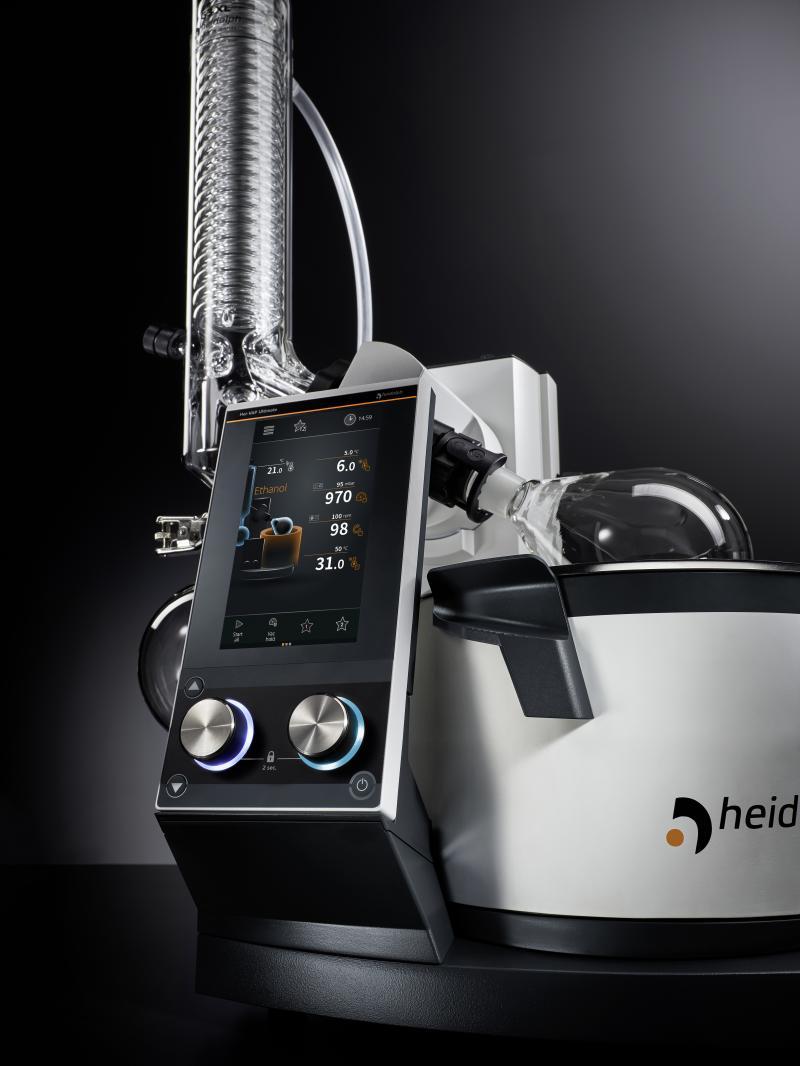 Rotaevaporador Hei-VAP ULTIMATE – Heidolph