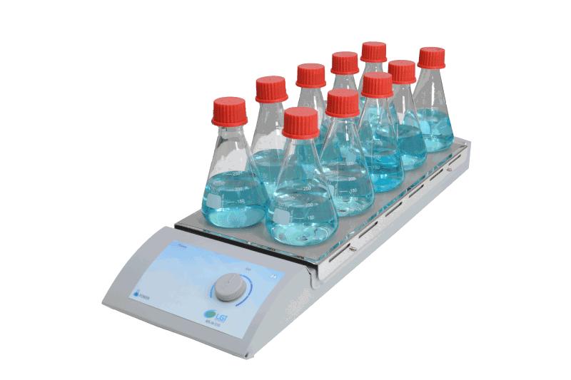 Agitador Magnético com Aquecimento Analogico - LGI-MSH-M / LGI-MSH-H