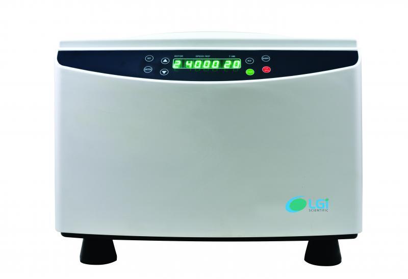 Centrífuga até 5.000 RPM - LGI-DLC-Z5WS