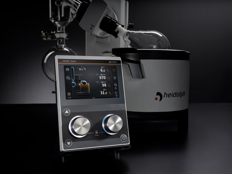 Rotaevaporador Hei-VAP EXPERT – Heidolph