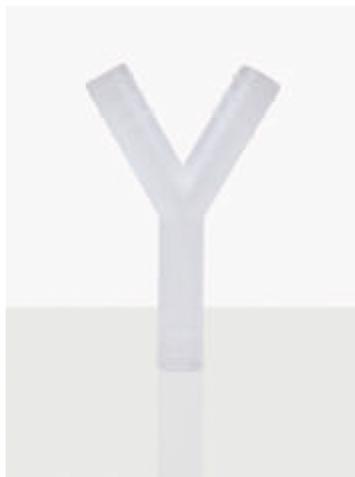 Conexões e adaptadores em 'Y' para mangueira, em PP - Kartell