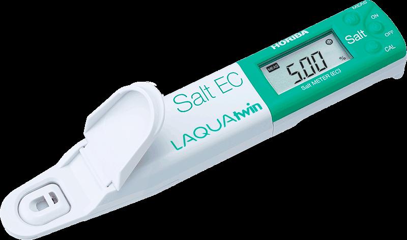 Medidores de sal LAQUAtwin – SALT 22
