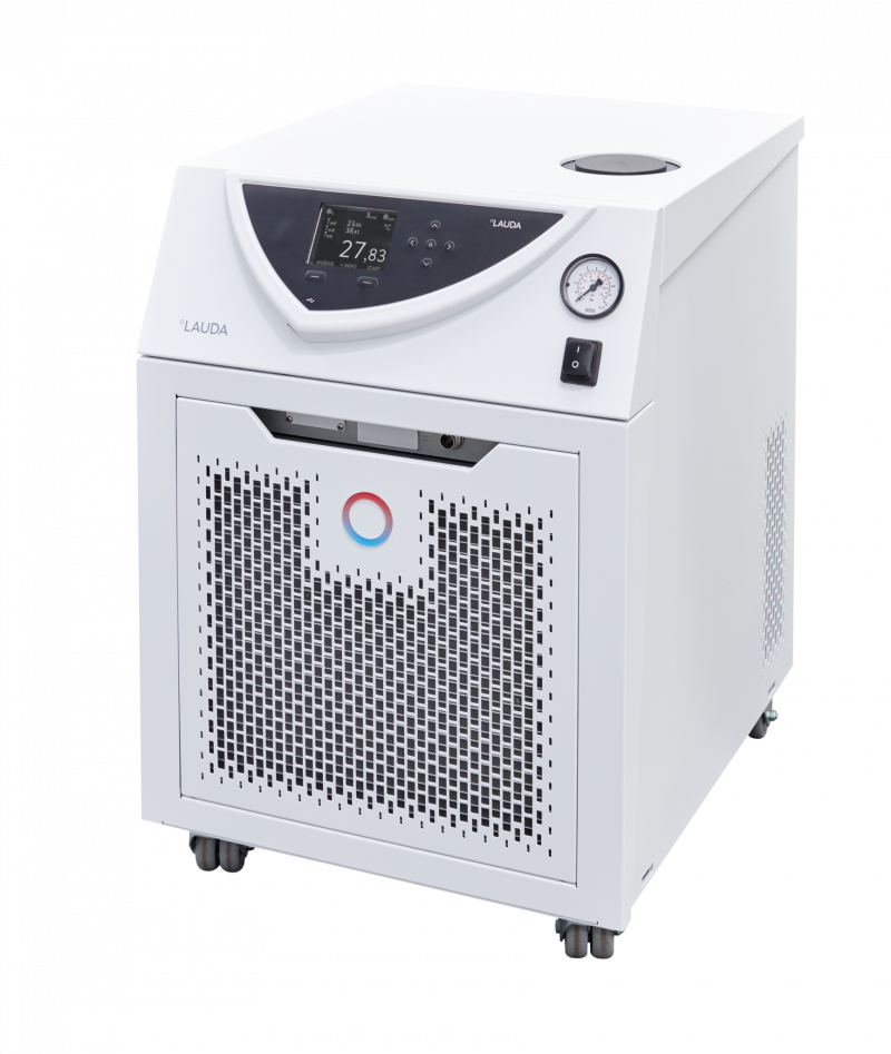 Variocool - Chillers de circulação com refrigeração capacidade de até 2 kW
