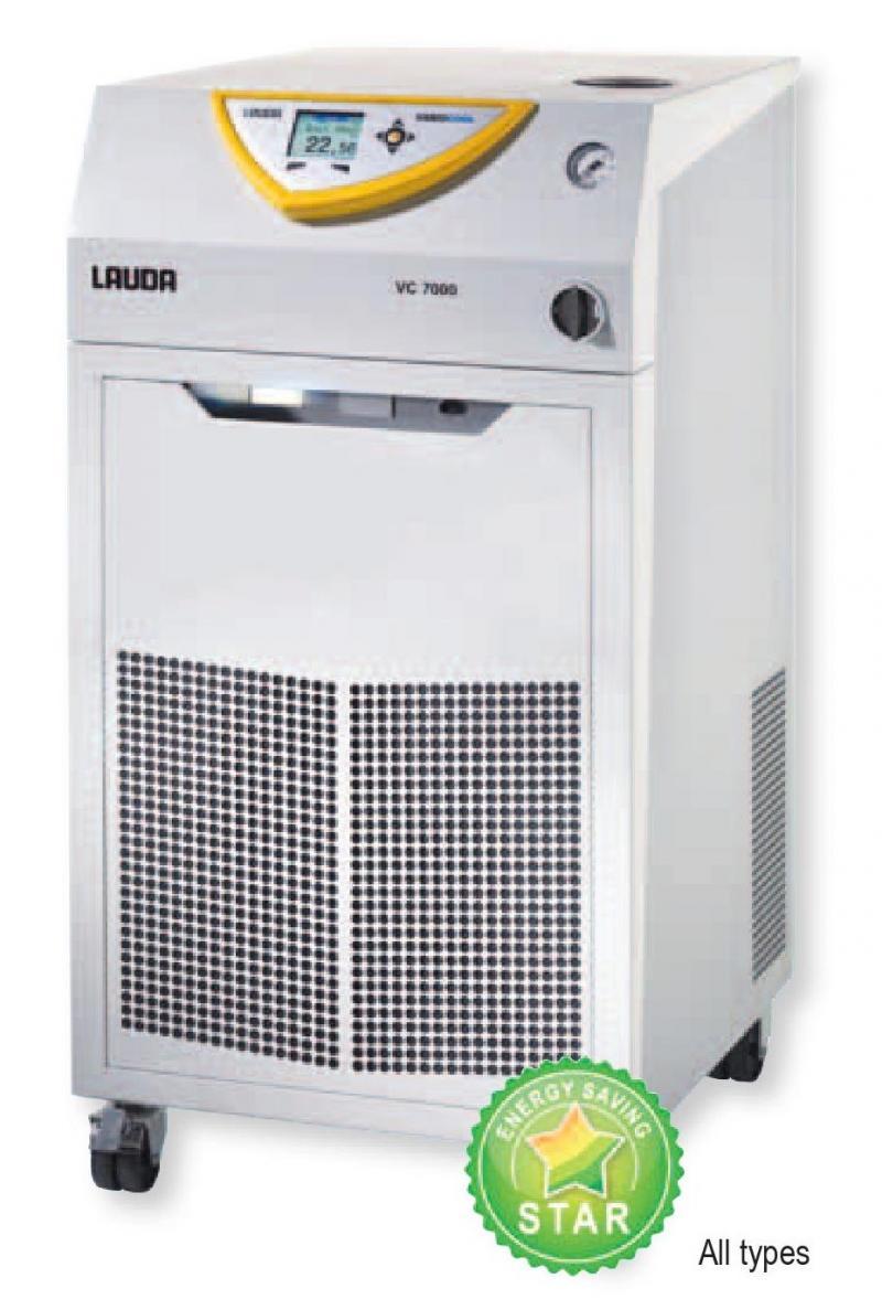 Variocool - Chillers de circulação com refrigeração capacidade de até 10 kW