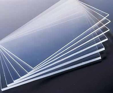 Lâminas de vidro