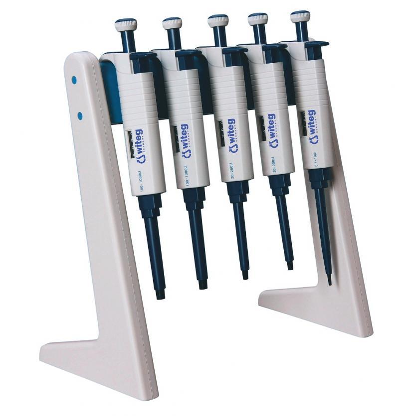 Pipetas de microlitro Witopet fixa - Mono-canal