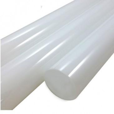 Bastões de vidro Boro - Branco