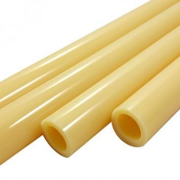 Tubos de vidro Boro - Amarelo opaco