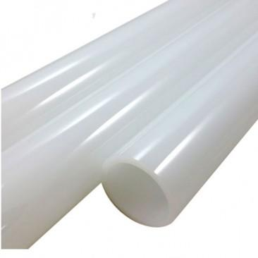 Tubos de vidro Boro - Branco