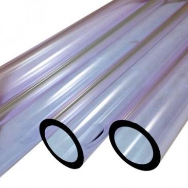 Tubos de vidro Boro - Lilás