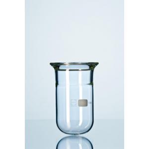 Reator de vidro com flange esmerilhada Schott