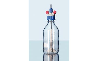 Reator magnético gl 45 completo com frasco 500 ml
