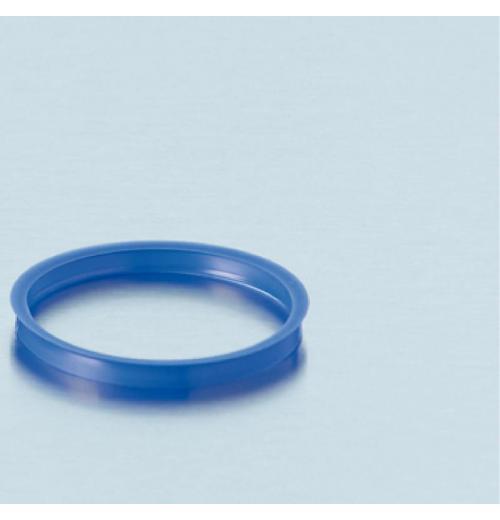Anel em pp (azul), schott