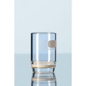 Cadinho filtrante (gooch) com placa Porosa