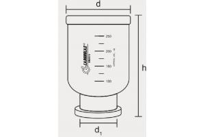 Copo para conjunto de filtração