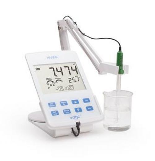 Medidor dedicado para pH/ORP edge