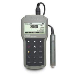 Medidor portátil impermeável de EC/Resistividade/TDS/NaCl