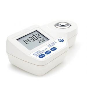 Refratômetro Digital para Digital Índice Refrativo