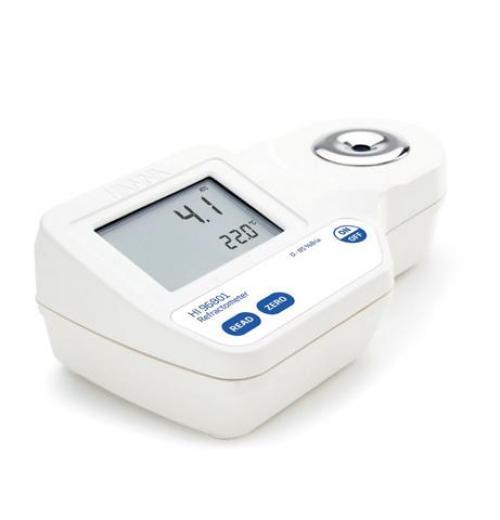 Refratômetro Digital para medição de Açúcar (% Brix )
