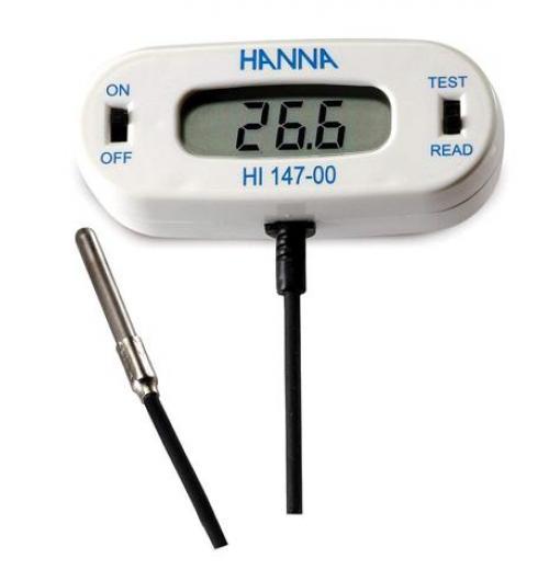 Termômetro Check-fridge -50,0 a 150,0ºC, sonda 1m