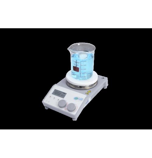 Agitador Magnético com Aquecimento Digital e Resistência Blindada - LGI-MSH-PROT