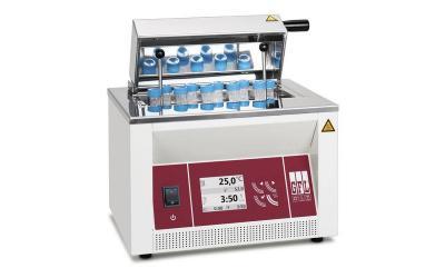 Banho-maria para Bacteriologia - controlado por microprocessador