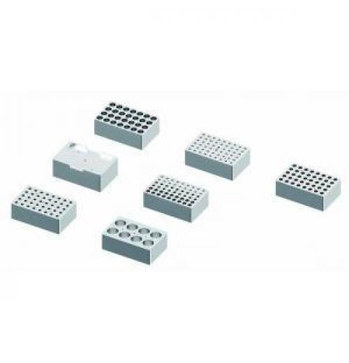 Blocos de alumínio para Termo Bloco (Banho seco) - LGI-HB120-S /  LGI-HB120-S-110